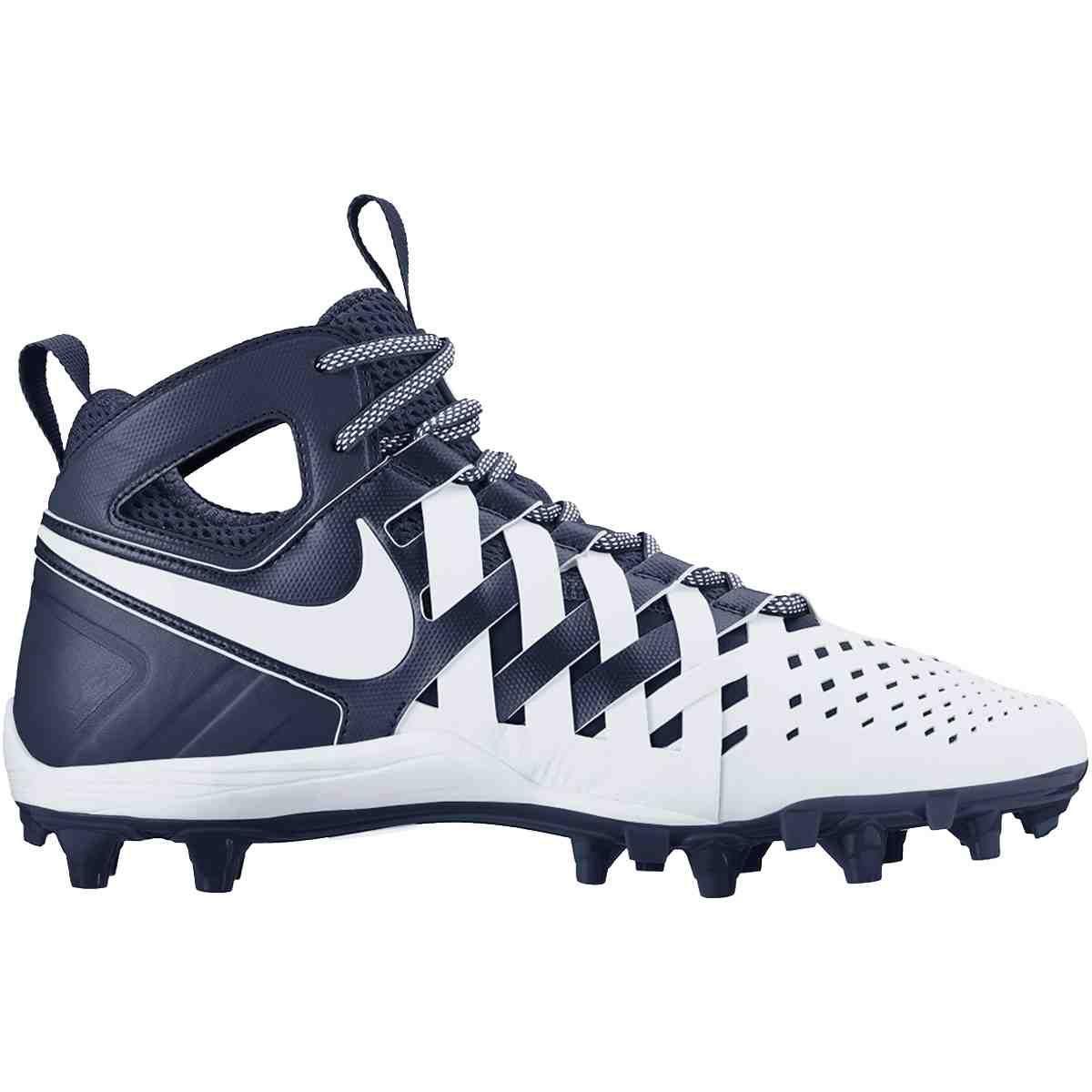 ❤️Sam Harden❤️Nike Huarache 3 Lacrosse Cleats  9a3416634