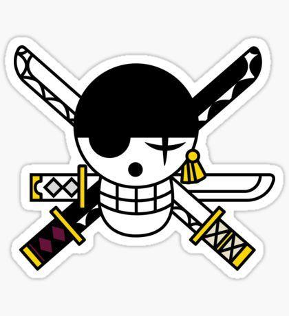 One Piece Stickers