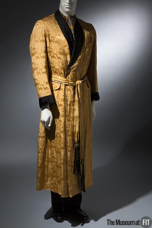Robe Charvet, 1930 The Museum at FIT. Riccardo inspiration ...