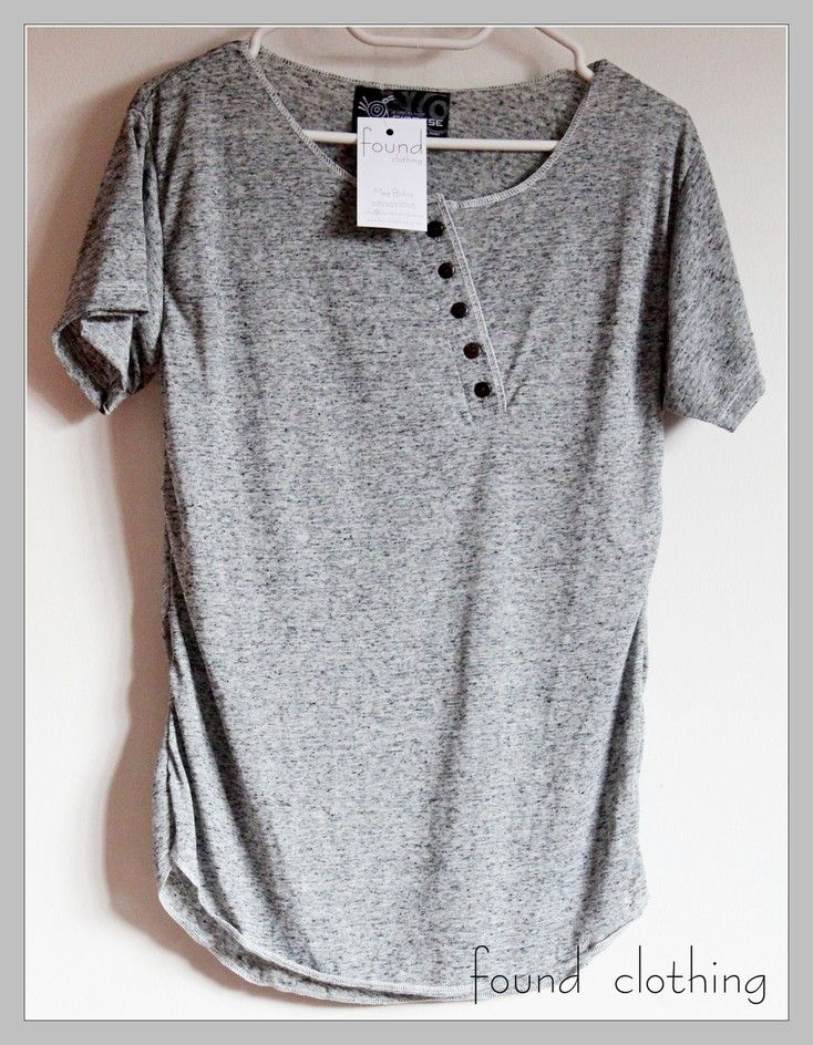 Great top by Found Clothing http://www.foundclothing.co.za/