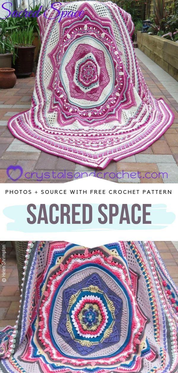 Marvelous Mandala CALs Free Crochet Patterns