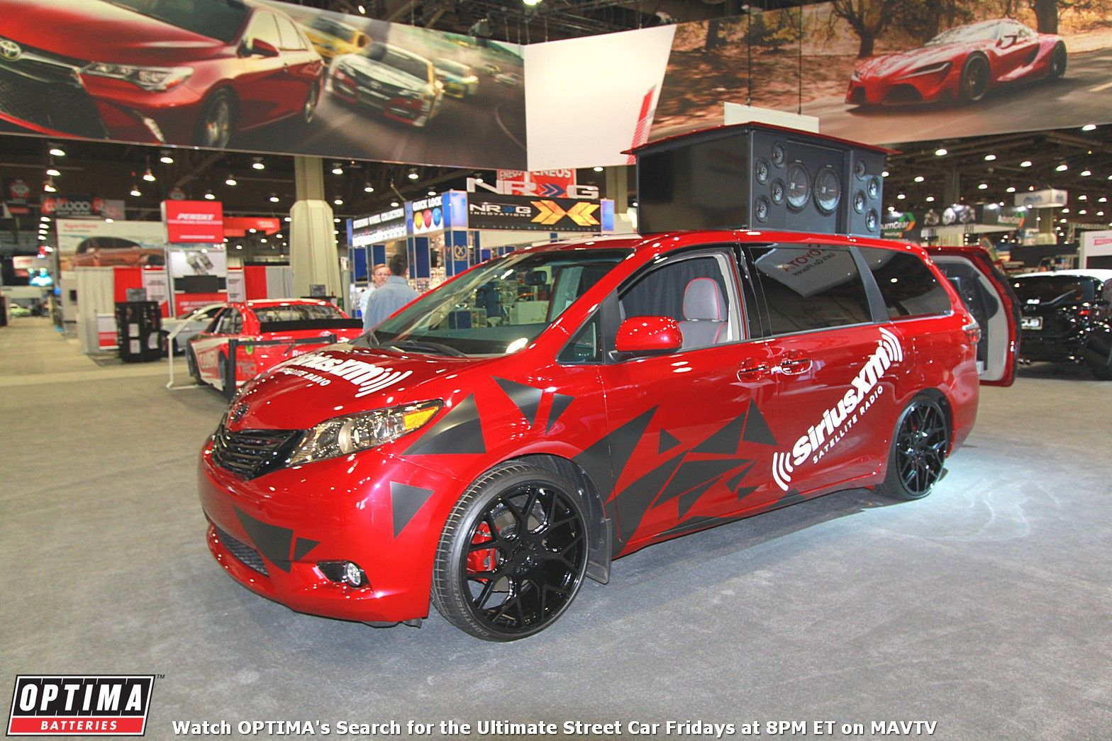 Toyota Sienna Minivan Toyota Sienna Show Photos Mini Van