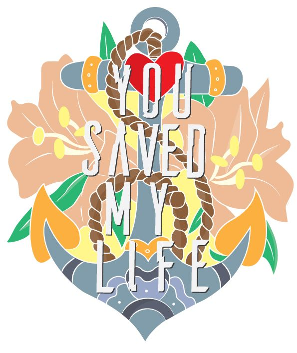 YOU SAVED MY LIFE #YSML