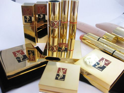 I use YSL everything. They have the best makeup that makes your skin look natural and flawless!