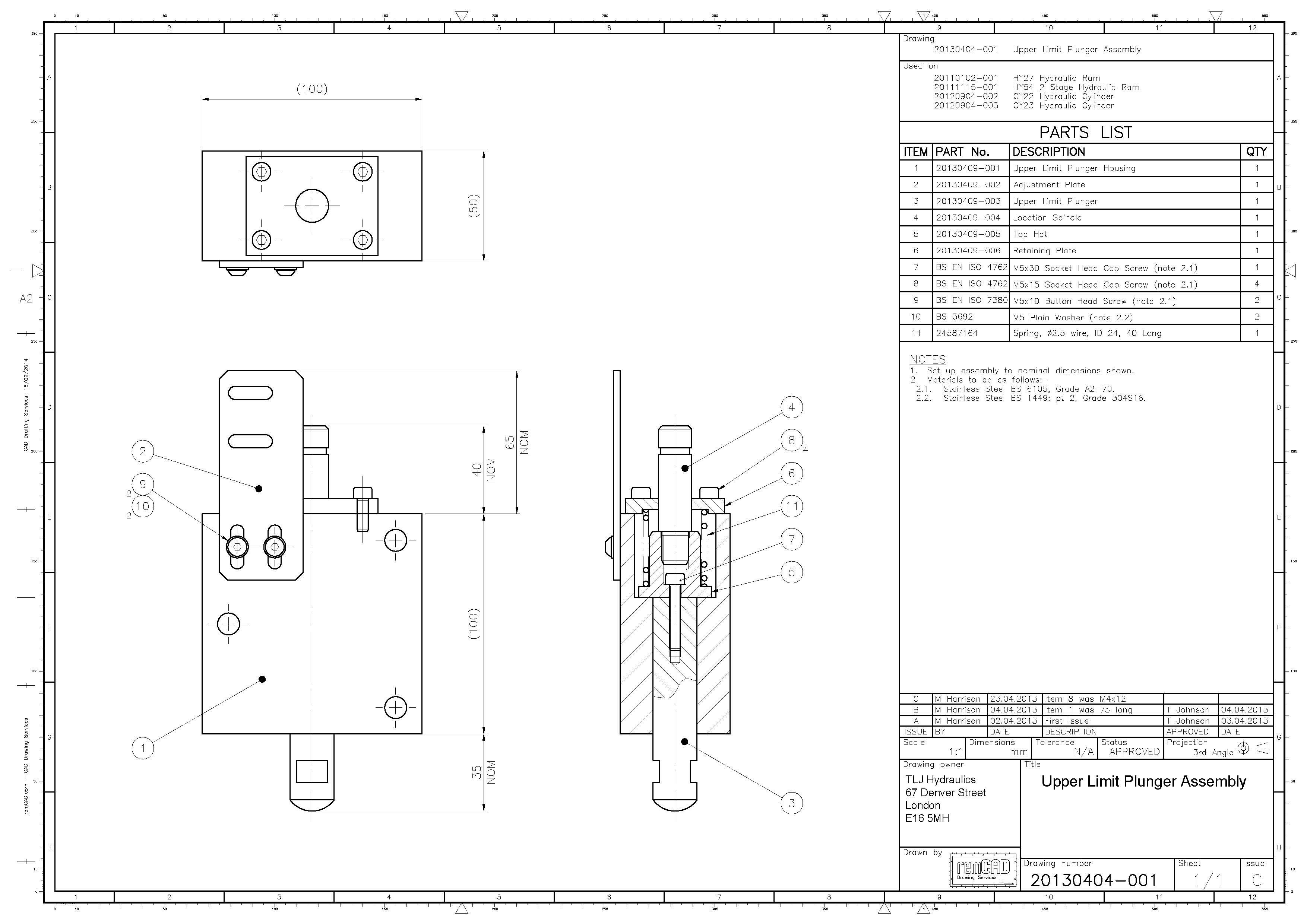 Pin on Engineering Drawings