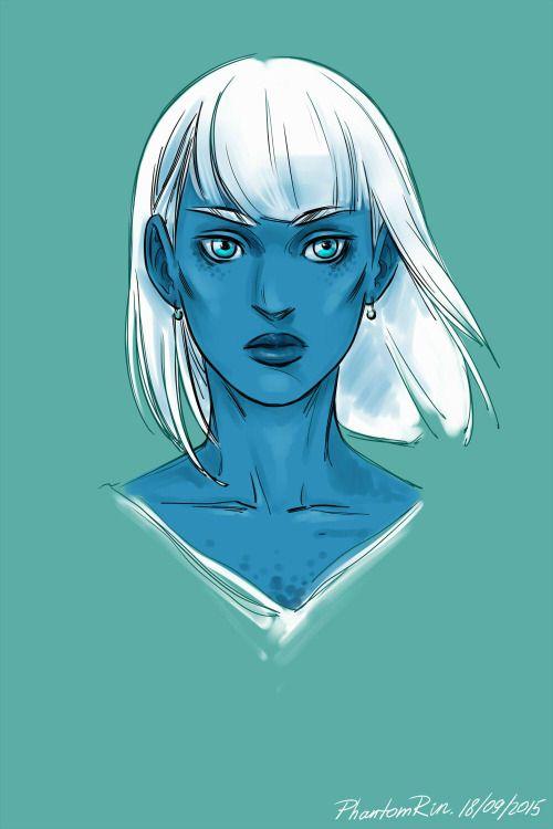 Catarina(the Shadowhunter chronicles by Cassandra Clare)