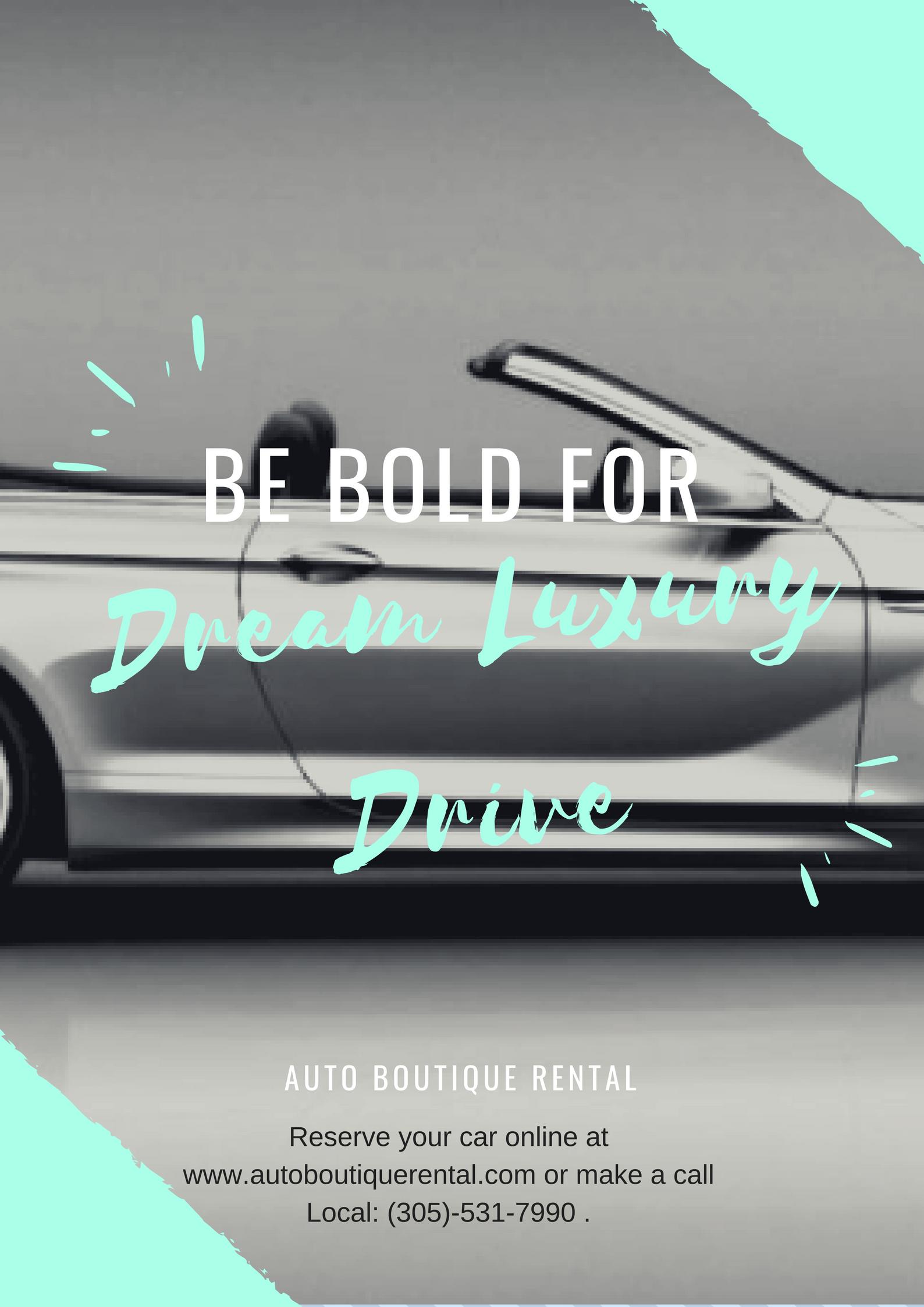 Auto Boutique Rental A Luxury Exotic Car Rental Services In Miami