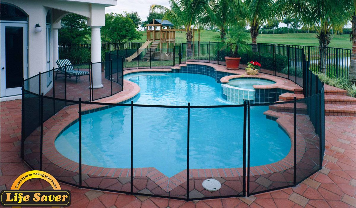 Pool Fence Tips That Save Lives Mesh Pool Fence Pool Safety Fence Fence Around Pool