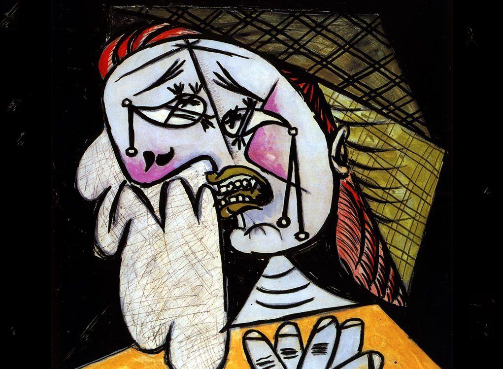 Pablo Picasso Пабло пикассо, Герника, Картины