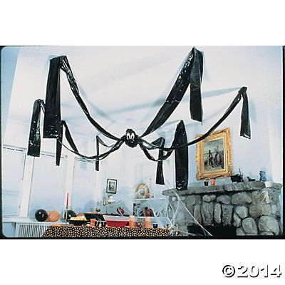 Giant Hanging Spider Pinterest Oriental trading and Spider
