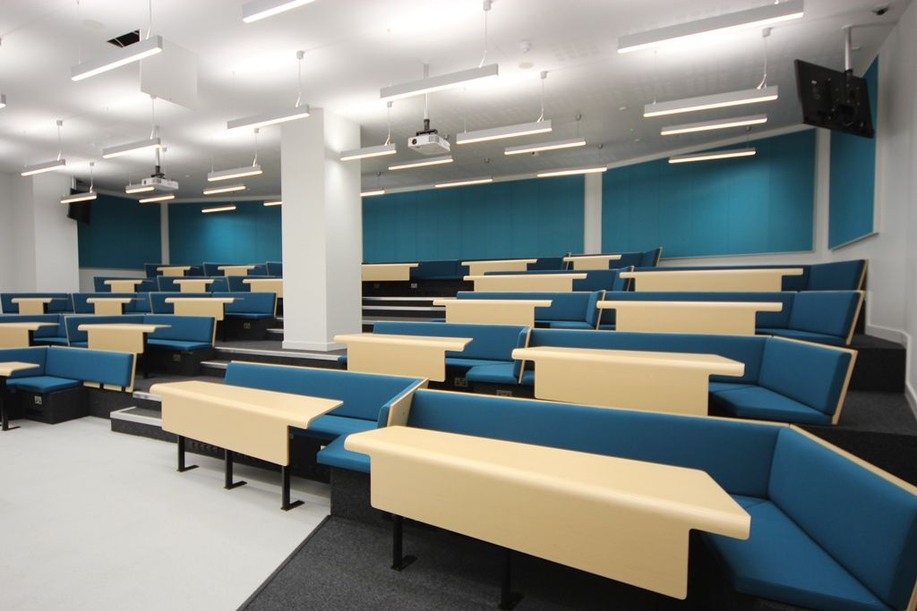 Cps Bench Seating System Architecture Lecture Theatres