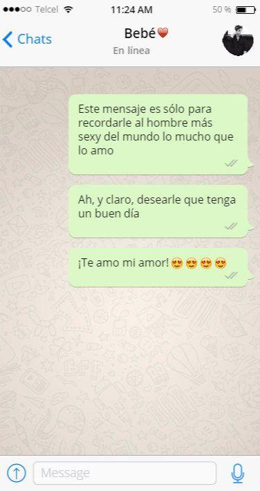 15 Mensajes de texto que tu novio debe recibir cada día al despertar y lo enamorarán por completo