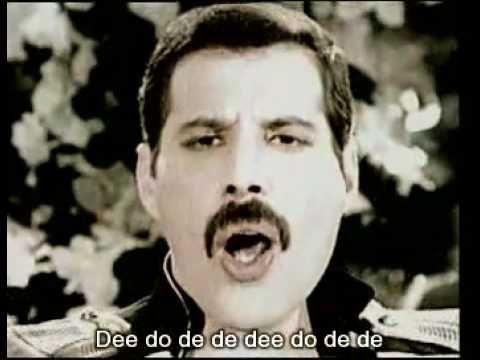 freddy mercury - living own my own (1985) subtitulado