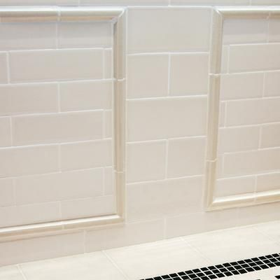 Tile Decorative Trim All About Ceramic Subway Tile  Wainscoting Walls And Ceramic