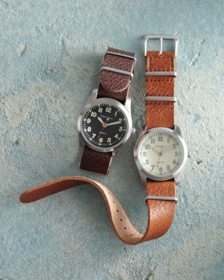 TOKYObay Basic Leather Watch