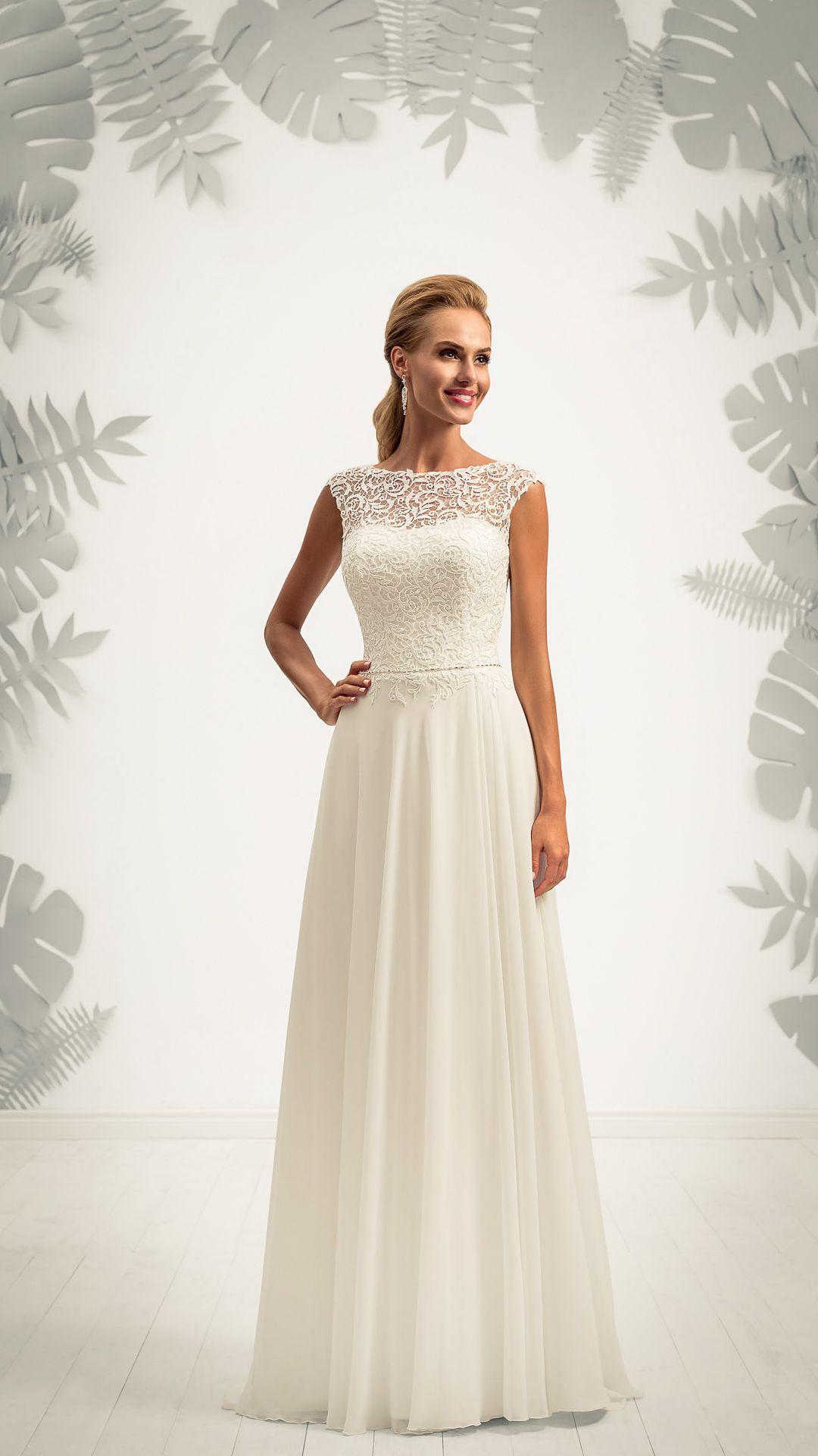 Hochzeitskleid-Mode-de-Pol-Elizabeth-Modell-11T  Kleid hochzeit