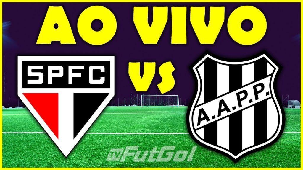 Assistir Ao Vivo Sao Paulo X Ponte Preta Futebol Online E Na Tv