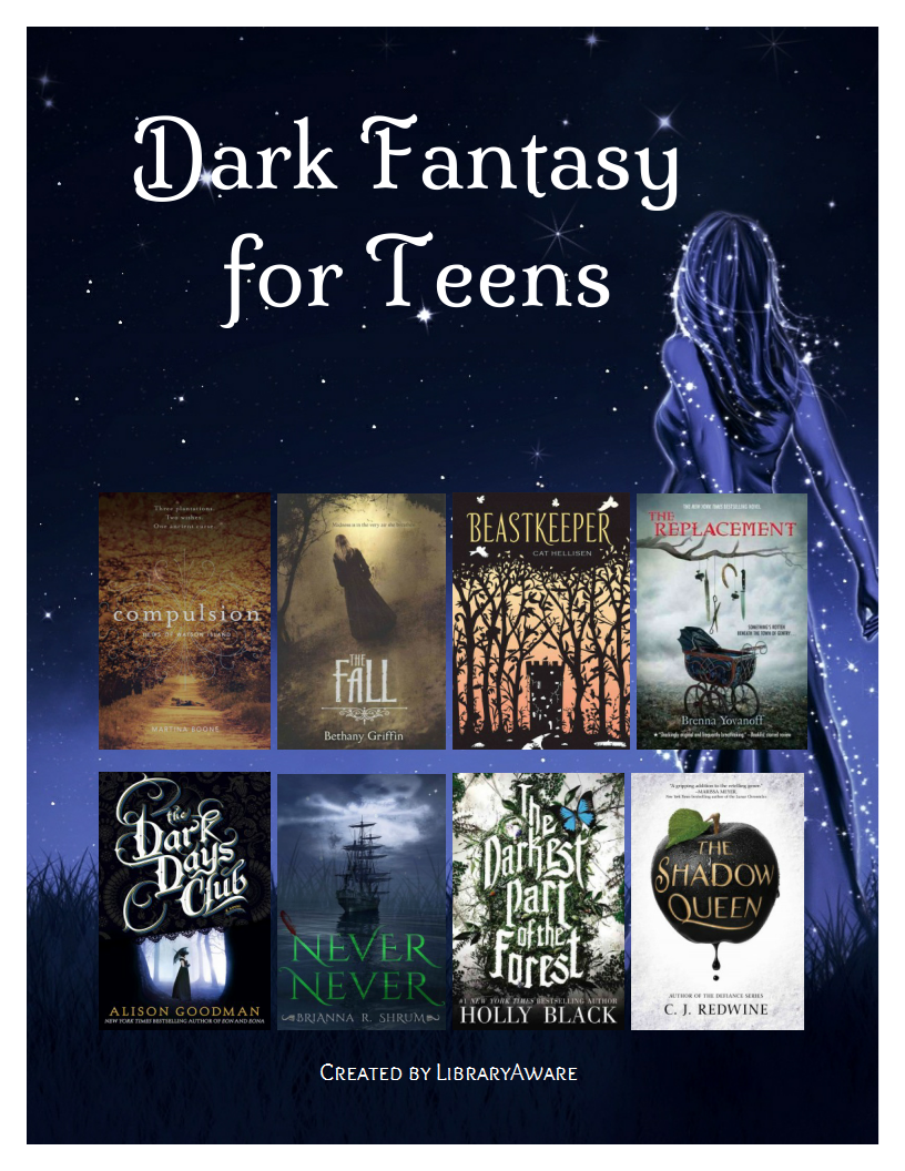 Dark Fantasy For Teens 8 Fabulous Books That Teens Will Devour Our Libraryaware Team Has Marketers Desig Books Books To Read In Your Teens Books For Teens