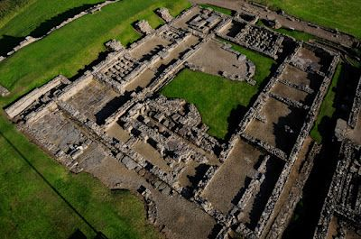 Archaeology In Europe News Hadrians Wall Northumberland National Park Roman Britain