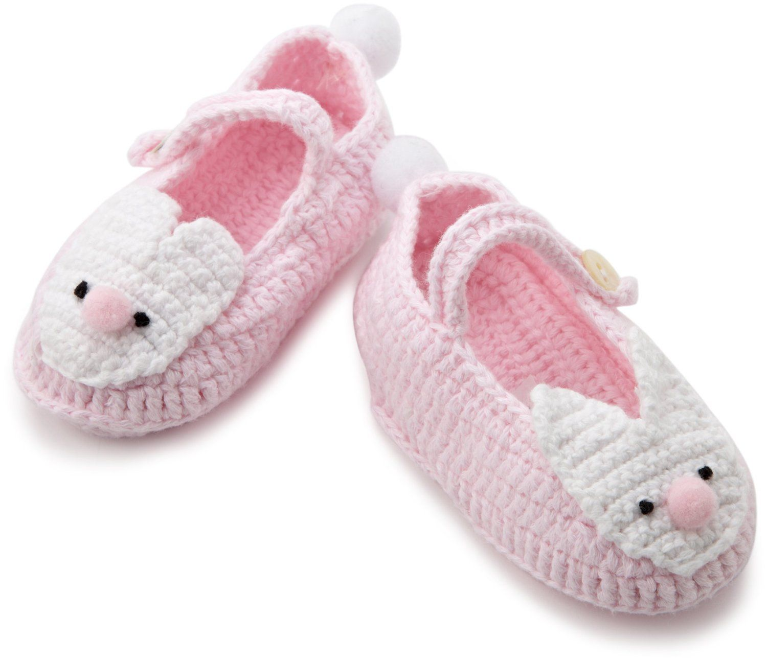 eecd61b26050d Pin by Angelina Marcheline on Baby girl shoes | Crochet slippers ...