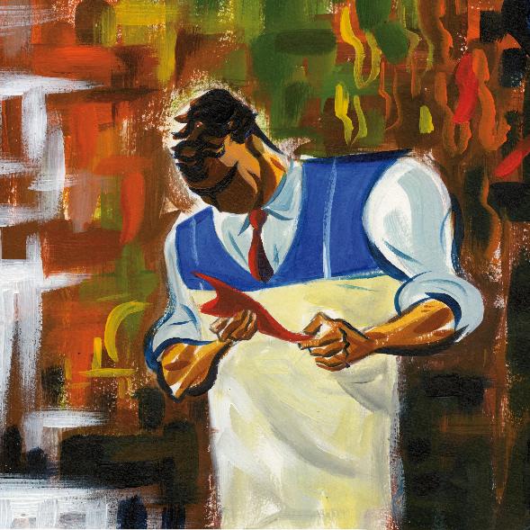 Explore Ferragamo's History, Comic-Book Style