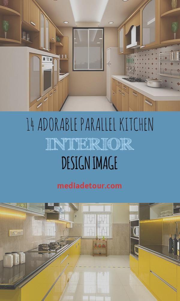 14 adorable parallel kitchen interior design image in 2020 interior design kitchen kitchen on kitchen interior parallel id=23305