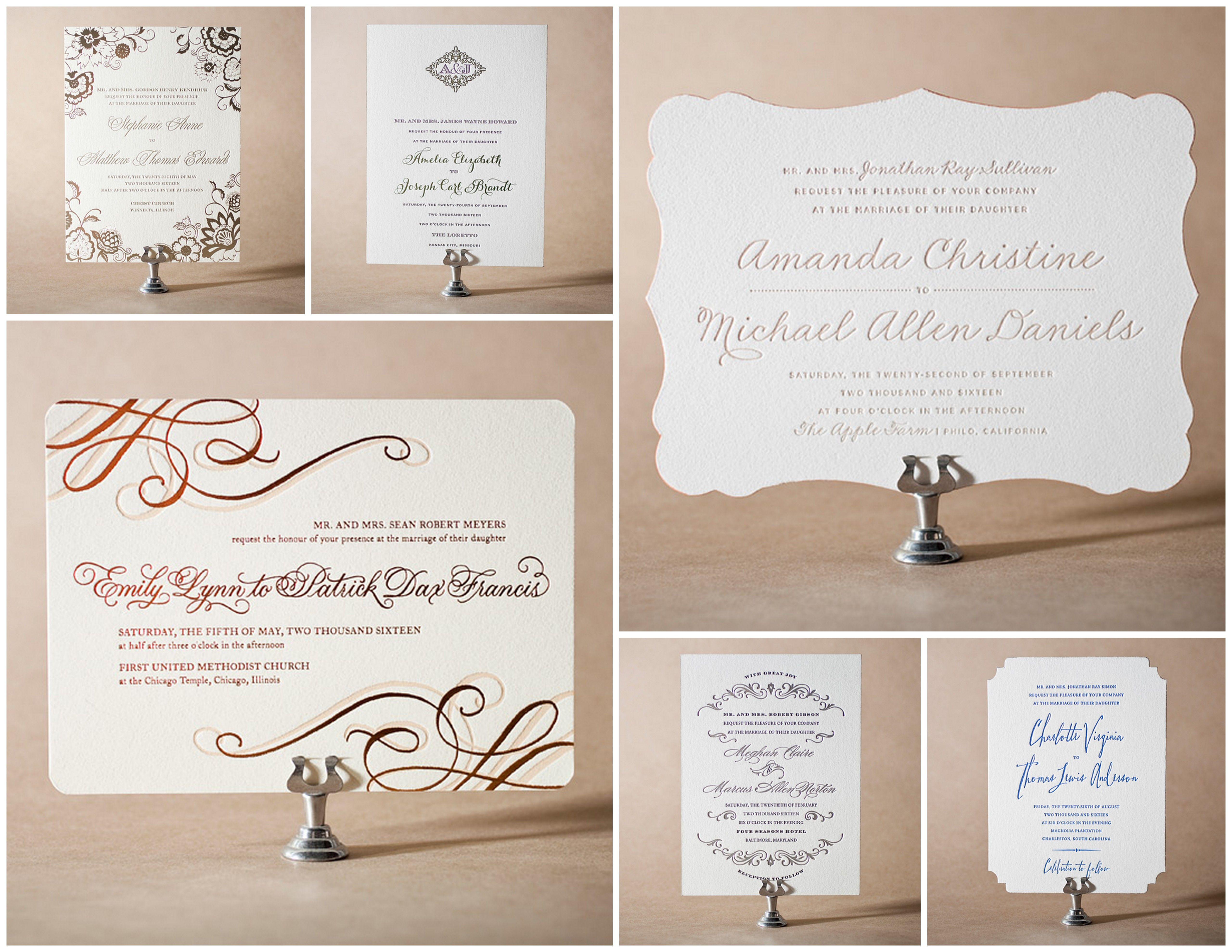 Formal Wedding Invitations | Wedding Day | Pinterest | Formal ...