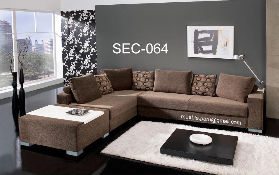 Muebles De Sala Modernos Para Muebles Sala Pequena Salas Modernas - Muebles-modernos-de-sala