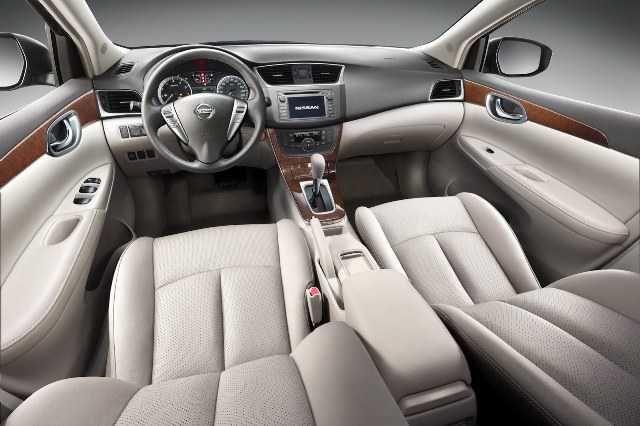 Nissan Sentra 2016 Interior Carros Auto Veiculos