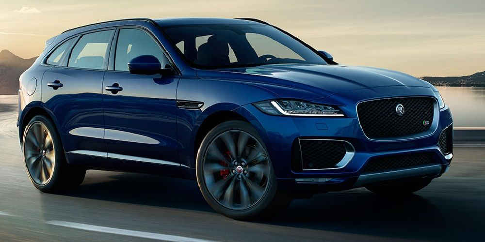 Jaguar Range F-Pace Price Features and Specification (With images) | Jaguar suv, Jaguar car ...