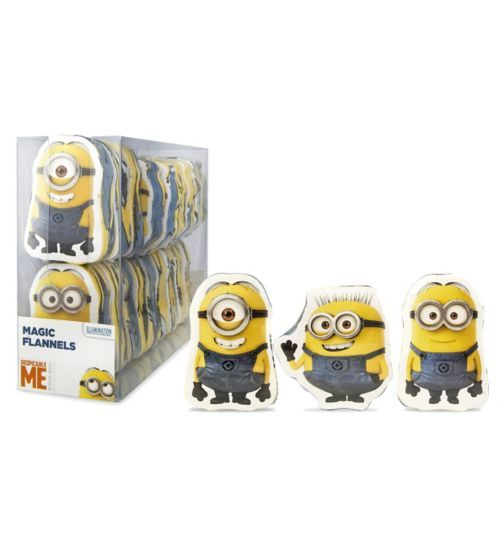 Buy Minions Magic Flannels Toys - Boots. £2 each or 3 for ...