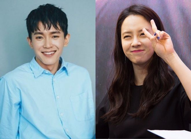 Song Ji Hyo S Brother Is Debuting As Actor In Web Drama With Elder Sister Web Drama Actors Drama