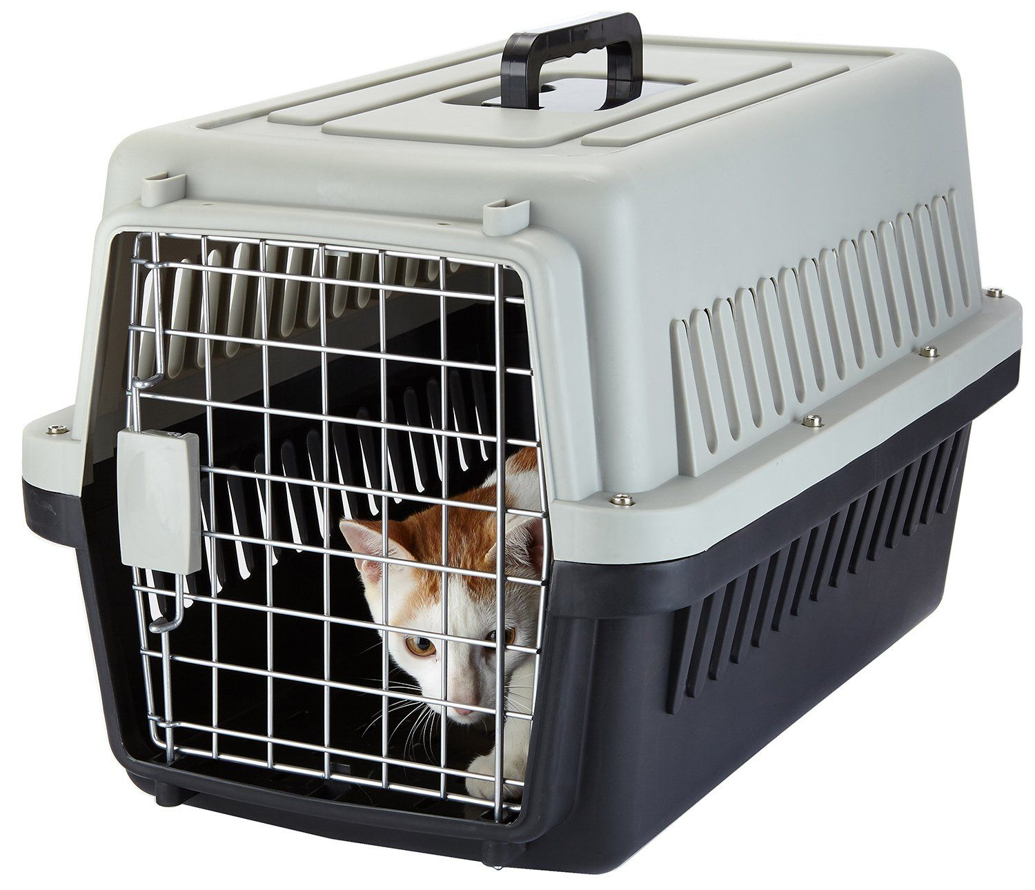 Yvettevans Portable Airline Approved Pet Kennel Cats