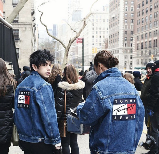 Pin on TOMMY JEANS S17