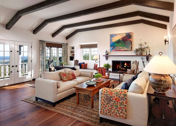 High Quality Architect In Santa Barbara And The First California Woman Named A Fellow  Of. Spanish Home DecorSpanish Style ...