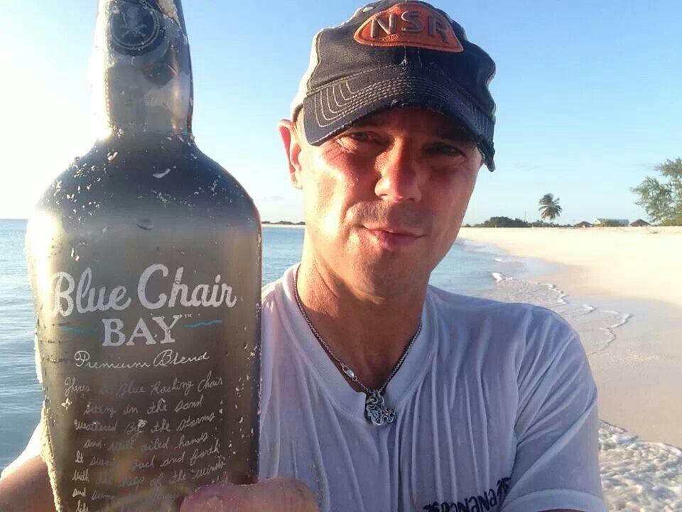 Blue Chair Bay Rum Time On The Beach