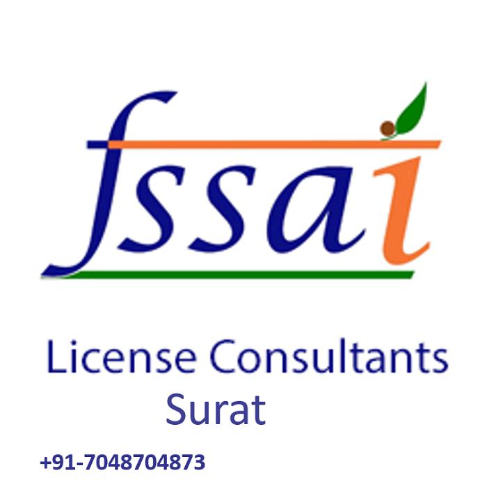 FSSAI registration consultant in Surat Food safety