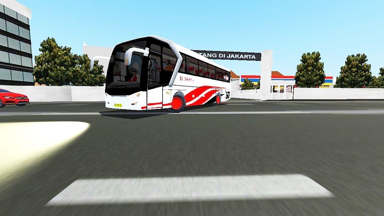 Idbs Bus Simulator Bus Simulator Android Gameplay Bus Simulator
