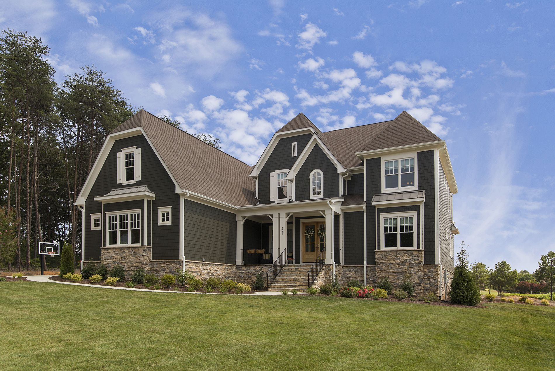 Pin by AR Homes by Bluefield Builders on Riverdale The