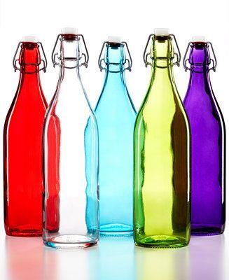 Bormioli Rocco Giara Bottle - All Glassware & Stemware - Dining & Entertaining - Macy's