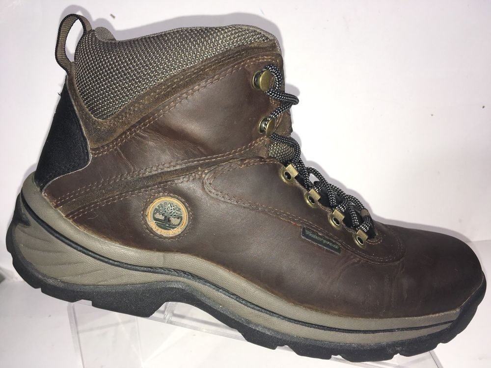 7731f57cfff Timberland Mens Waterproof Brown Outdoor Performance Hiking Boots ...