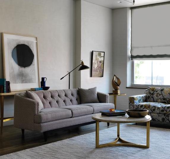 Dwell Studio Furniture DwellStudio Farrah Side Chair Dwell Studio