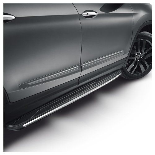 Genuine Honda Chrome Running Boards 2016 Pilot