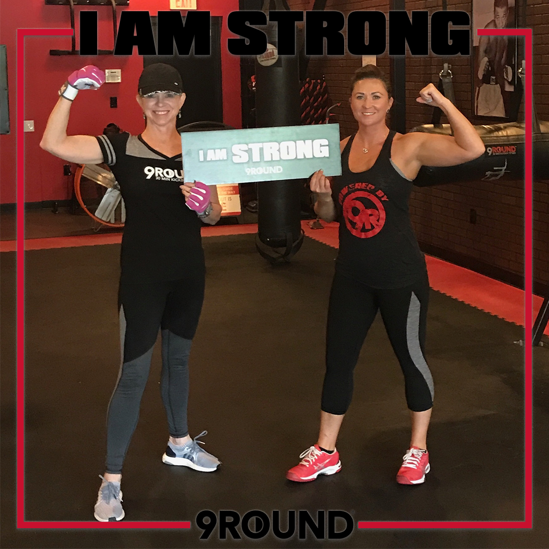 I M So Grateful For The Opportunity To Share What Being Strong Means To Me And Most Importantly How 9round Is The Sole Reason Fitness Workout Kickboxing