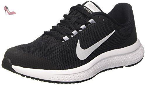 Nike Runallday, Chaussures de Running Homme, Noir (Black/White/Wolf Grey