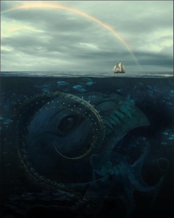Under Da Sea - Sea Monsters Dump