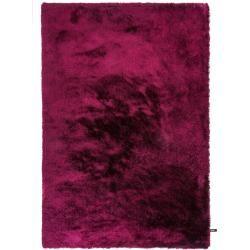 Photo of benuta Hochflor Shaggyteppich Whisper Lila 140×200 cm – Langflor Teppich für Wohnzimmer benuta