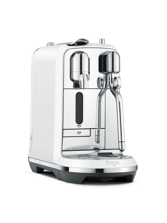 Nespresso Creatista Plus Coffee Machine By Sage Stainless