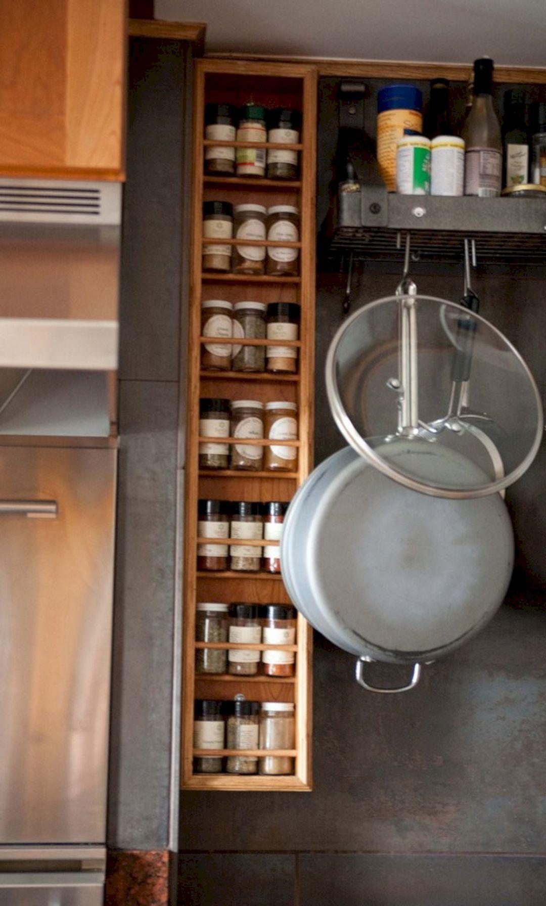 35 best diy kitchen storage ideas for small kitchen design at your rh pinterest com