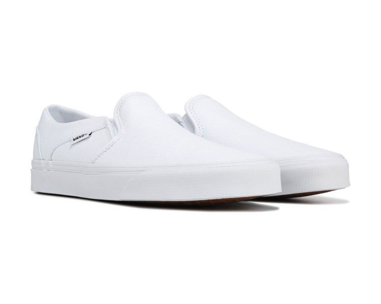Slip on sneaker, Vans shoes women
